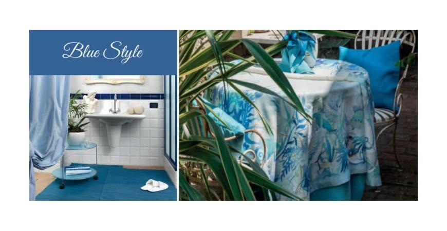 Come arredare casa al mare? Immergiti nel Blue Style!